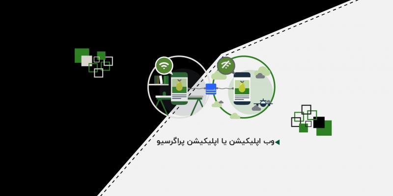 پلتفرم های آنلاین: اپلیکیشن تحت وب