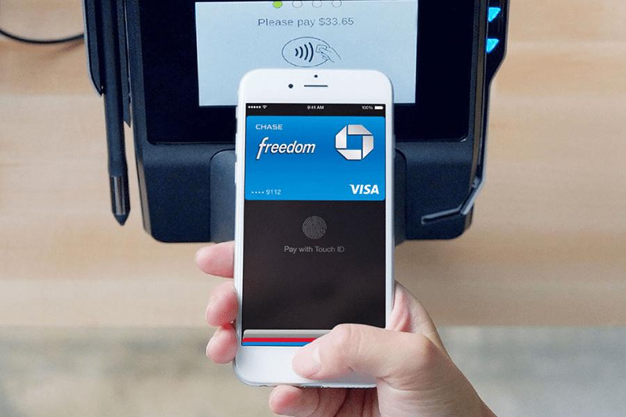 کیف پول های آنلاین با NFC و QR کار میکنند