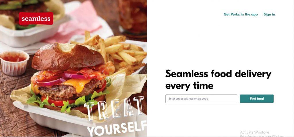 اپلیکیشن سفارش آنلاین غذا