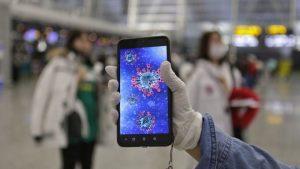 مقابله هوشمند چین با ویروس کرونا : استفاده از داده در اپلیکیشن موبایل