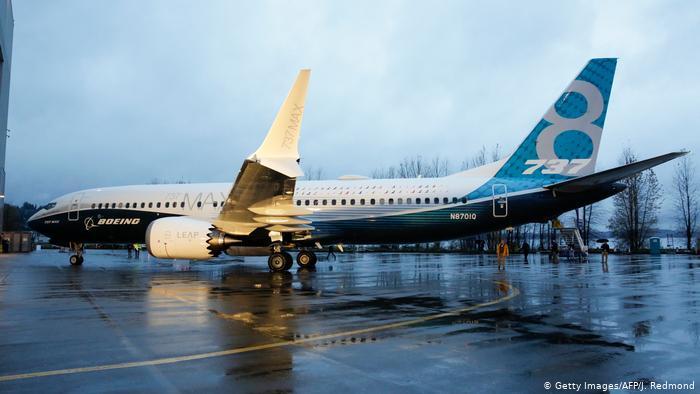 حادثه بوئینگ 737 مکس