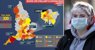 اپلیکیشن تشخیص کرونا در بریتانیا
